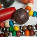 Colorful Beads In Chains by Ashish Agarwal