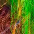 Colorful Beams 2 by Joye Ardyn Durham