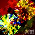 Colorful Blade by Atiketta Sangasaeng