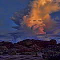 Colorful Cloud by Douglas Barnard