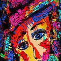 Colorful Expression 19 by Natalie Holland