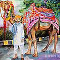 Colorful India by Priti Lathia