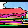 Colorful Massanutten Peak by Jim Harris