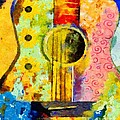 Colorful Music by Elizabeth Coats