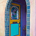 Colorful Porch by Roger Mullenhour