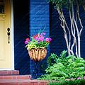Colorful Porch by Toni Hopper
