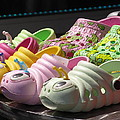 Colorful Shoe by Alfred Ng