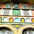 Colorful Tiles by Tisha Clinkenbeard