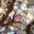 Colorful Tree by Diane Dugas