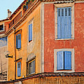 Colors In Provence by Dave Mills