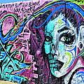 Colors Of Graffiti by Fraida Gutovich