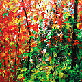 Colors Of October by Kume Bryant