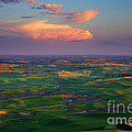 Colors Of The Palouse by Mike  Dawson