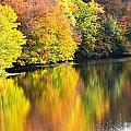 Colorwash On The Pond by Kim Hymes