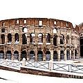 Colosseum by Fabrizio Troiani