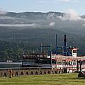 Columbia River Gorge Sternwheeler by Elizabeth Rose