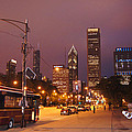 Columbus Avenue by Gregory Lafferty