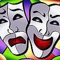 Comedy And Tragedy by Stephen Younts