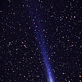 Comet Hyakutake by Jerry Schad and Photo Researchers