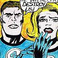 Comic Strip by Mel Thompson