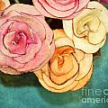 Coming Up Roses by Traci Cottingham