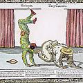 Commedia Delarte, 18th C by Granger