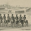Commemorative Print Depicting Execution by Everett