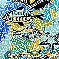 Comotion In The Ocean by Sandra Lira