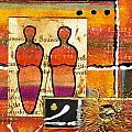 Companions I by Angela L Walker