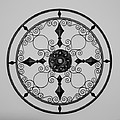 Compass In Black And White by Rob Hans