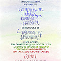 Compassion And Amor by Judy Dodds