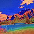 Complementary Mountains by Jo-Anne Gazo-McKim
