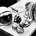 Components Of The Mercury Spacesuit by Stocktrek Images