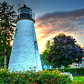 Concord Point Lighthouse 2 by Debbi Granruth