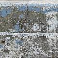 Concrete Blue 1 by Anita Burgermeister
