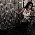 Concrete Velvet 29 by Donna Blackhall