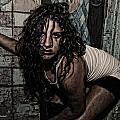 Concrete Velvet 34 by Donna Blackhall