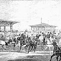 Coney Island, 1877 by Granger