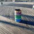 Coney Island Boardwalk by Rob Hans
