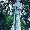 Confederate Soldier Memorial by DiDi Higginbotham