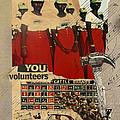 Congratulations You Volunteers by Adam Kissel