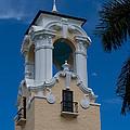 Congregational Church Tower by Ed Gleichman