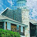 Conneticut Coastal Home by Lizi Beard-Ward