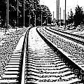 Conneticut Railway by Lizi Beard-Ward