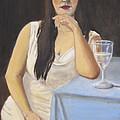 Contemplation by Bruce Lum