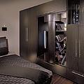 Contemporary Bedroom by Robert Pisano