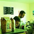 Contraband Coffee by Marcel Van Gemert