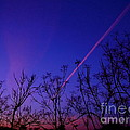 Contrail Contrast by Customikes Fun Photography and Film Aka K Mikael Wallin