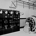 Control Panel And Dynamo Generator by Everett
