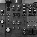Control Panels Of The Detroit Edison by Everett
